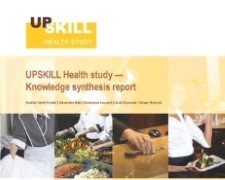 UPSKILL Health qualitative report_cover3